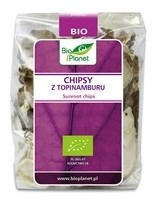 Chipsy z Topinamburu Bio, 50g