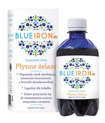 ŻELAZO W PŁYNIE 300 ml - BLUE IRON