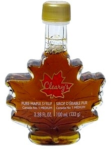 Syrop Klonowy Cleary's, 100ml