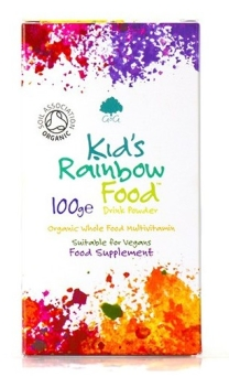 Kids Rainbow Food Proszek Bio 100g