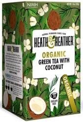 Herbata Green Tea & Coconut Heath  Bio, 40g
